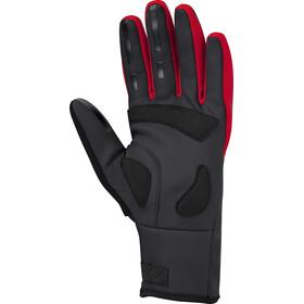 Mavic Aksium Insulated Gloves Black/Fiery Red